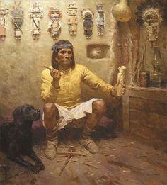 Native American Artwork, American Indian Art, Native American Indians, American Artists, Born In China, Creation Photo, American Spirit, American Life, Workshop