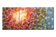 Original Large Abstract Painting Modern by AmyGiacomelli on Etsy-Gorgeous stuff.