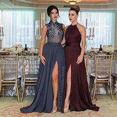 These dresses by @waltercollection will be perfect for bridesmaids #weddingsonpoint #weddingstyle