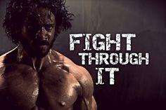 Fight Through It - Motivational Video  #MotivationalMonday #riseandgrind #MakeMovesOrMakeExcuses