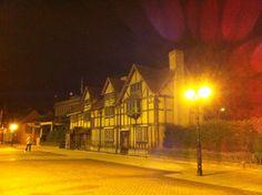 Shakespeare's birth house - Stratford-upon-Avon