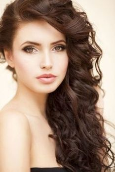 2015 Prom Hairstyles – Half Up Half Down Prom Hairstyles