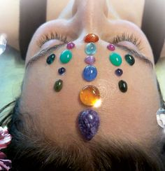 Crystal Healing For Headache & Anxiety Relief