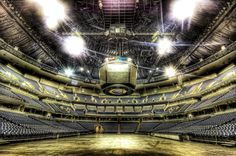 I was lucky enough to get a tour of the Memphis Grizzlies home stadium when there was hardly anyone around. The Fed-Ex Forum is an amazing facility. I think it looks like a great place to go watch games.   - Memphis, Tennessee  - Photo from #treyratcliff