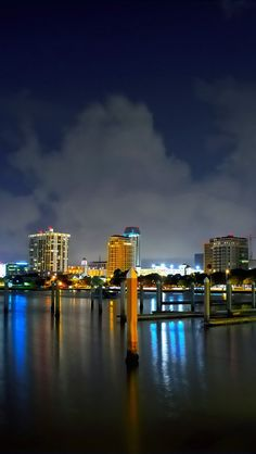Skyline Saint Petersburg Florida America
