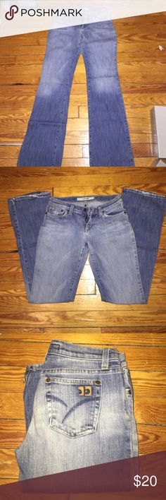 "Denim jeans Denim flare jeans size 25-inseam 32""  by Joe's Jeans Joe's Jeans Jeans Flare & Wide Leg"