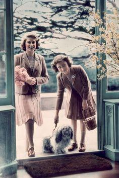 In Photos: Queen Elizabeth Through the Years - HarpersBAZAAR.com