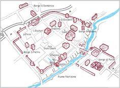 Mappa di Cividale del Friuli