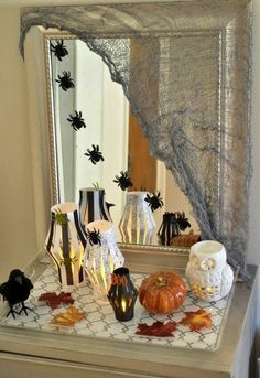 DIY decor using cardstock.