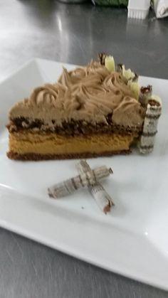 PEANUT AND NUTELLA CAKE