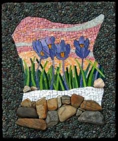 The #Mosaic Art of Terry Nicholls         #mosaic #art