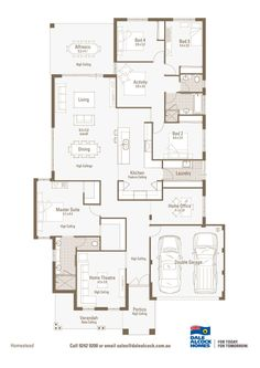 The Toorak Display Home by Plunkett Homes - newhousing.com.au ...