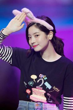 Dahyun-Twice 171015 ONCE BEGINS Fanmeeting Day2