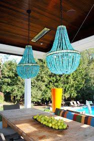 ByElisabethNL: LIGHTING: Gorgeous chandeliers by Marjorie Skouras