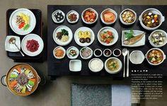 Rica la comida Coreana me encanta                                                                                                                                                      Más