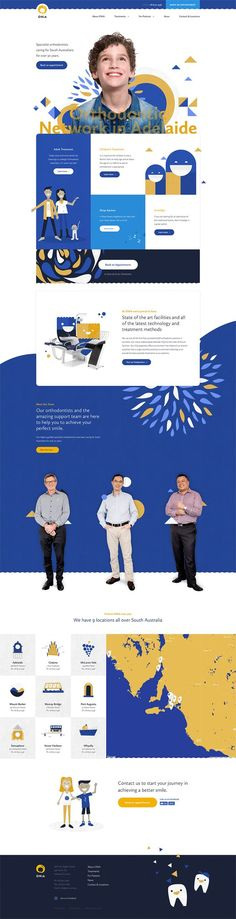 Creative Maquetaci, Onia, Homepage, and Full image ideas & inspiration on Designspiration Website Design Inspiration, Best Website Design, Website Layout, Web Layout, Layout Design, Website Ideas, Design Sites, Web Ui Design, Homepage Design