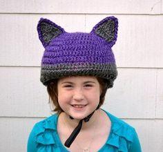 Reflective Bike Helmet Cover - free crochet pattern