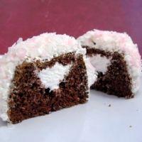 Homemade Sno-ball Cupcakes Recipe More