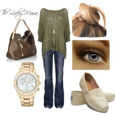 """Laid Back"" by theluckymama on Polyvore"