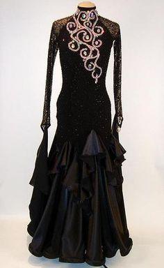 Smooth & Standard Ballroom Dresses