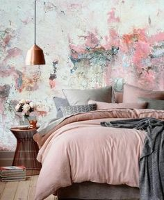 Discover the Ultimate Master Bedroom Styles and Inspirations – wohnzimmer wandgestaltung Luxurious Bedrooms, Luxury Bedrooms, Master Bedrooms, Luxury Bedding, Home Wallpaper, Bedroom Wallpaper Quotes, Bedroom Vintage, Bedroom Styles, Home Decor Trends
