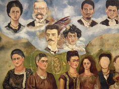 """Arbol de Familia"", A Frida Kahlo's Painting At Frida Kahlo Museum ""La Casa Azul"" (México. 2012)   by Gustavo Thomas, Flickr."