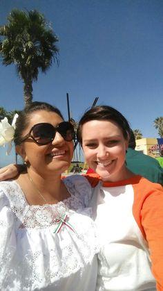 Megan and senorina