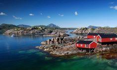 voyage norvege : Entre îles et fjords