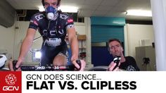 Clips Vs Flats – Which Mountain Bike Pedals Are More Efficient? | GMBN Does Science - VIDEO - http://mountain-bike-review.net/mountain-bikes/clips-vs-flats-which-mountain-bike-pedals-are-more-efficient-gmbn-does-science-video/ #mountainbike #mountain biking