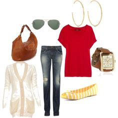 if i could only get paid to make outfits on polyvore