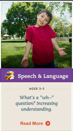 Learn one way your preschooler's language changes from age 3 to 4. Click for details. #SpeechandLanguage