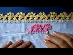 Bico em croche - 57 - YouTube