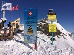 The Swiss Wall - Avoriaz