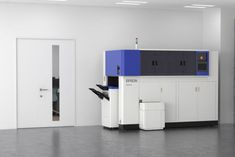 Obviously out of our league but still pretty cool - Epson unveils world's first in-office paper recycling system   Ars Technica