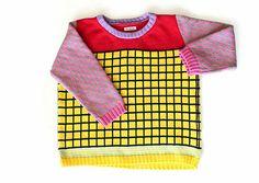 Annie Larson sweaters at APANONABLOG