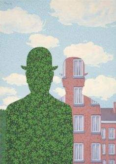 Rene Magritte - The Drums of Death