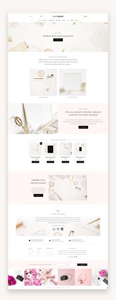Chicshop – WordPress Theme Looking for a perfect business feminine WordPress template to sell your services ? #WordPressTheme #Business #BuyWordPress #PremiumTheme #Coaching #Creative #Femalecreatives #Entrepreneur