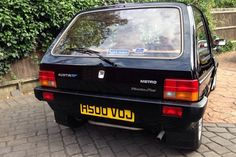 One of the rarest of all Austin Metro variants is set to go under the hammer during Classic Car Auctions Limited's sale at Chris Evans' CarFest South event