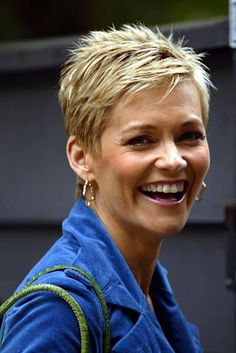 Browse Jessica Rowe Announces Second Pregnancy - File Photos latest photos. View images and find out more about Jessica Rowe Announces Second Pregnancy - File Photos at Getty Images. Short Grey Hair, Short Hair Styles, Pixie Styles, Gray Hair, Short Hairstyles For Women, Cool Hairstyles, Brunette Hairstyles, Wedding Hairstyles, Updos Hairstyle