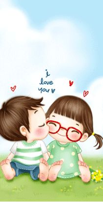 Love Profile Picture, Korean Anime, Baby Drawing, Gifs, Cute Love, Beautiful Dolls, Baby Photos, Hello Kitty, Cute Animals