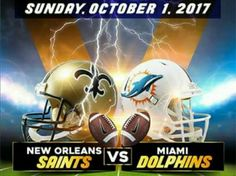 Saints vs Dolphins in London 2017