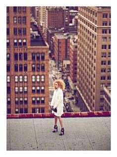 Lily Cole - Harper's Bazaar Turkey