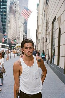 Dylan Joseph Rieder (May 26, 1988 – October 12, 2016) was an American professional skateboarder and model. Rieder died at the age of 28 on October 12th, 2016, due to complications from leukemia, surrounded by family and friends.