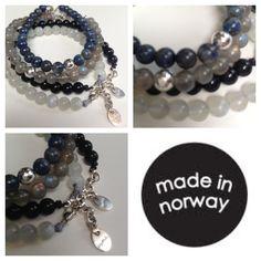 Stone bead bracelets AW-13/14