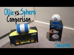 Ollie vs Sphero - Comparison Video!! - YouTube
