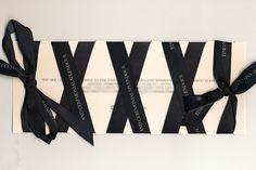 Fashion Week Invites For Fall 2010: Our Prettiest Picks So Far
