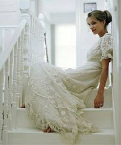 wedding gown vintage