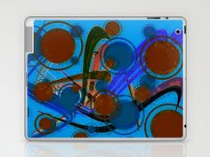 Points circulation Laptop & iPad Skin by LoRo  Art & Pictures - $25.00