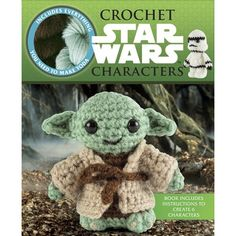 Walmart has the Crochet Star Wars Characters marked down from $14.99 to $8.48 with free shipping. TO GET THIS DEAL: GO HERE to add it to your cart Select in store pick up or get free shipping is free to your home with any $35 purchase Final price = $8.48 DETAILS: Crochet Star Wars Characters…