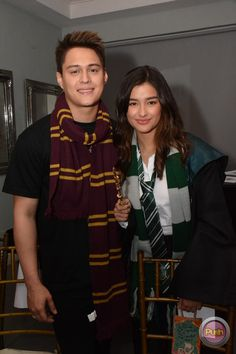 From stars, shows, movies and music, get your daily dose of the hottest showbiz news with PUSH! 19th Birthday, Birthday Bash, Liza Soberano No Make Up, My Ex And Whys, Lisa Soberano, Abs Boys, Half Filipino, Harry Potter, Enrique Gil